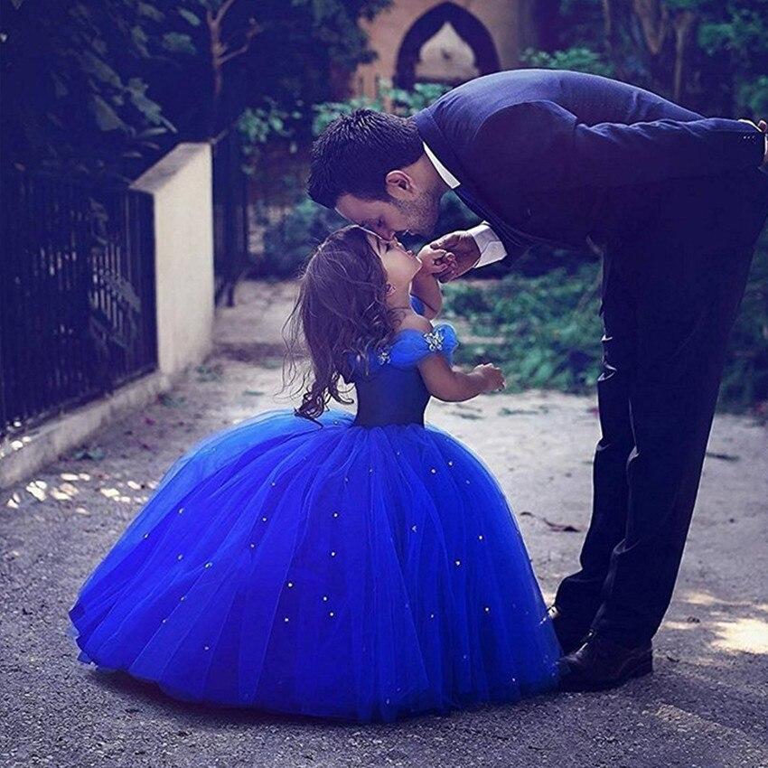 Luxe princesse noël cendrillon nouvel an robes de fête bébé enfants robe de bal cadeau d'anniversaire enfants enfant en bas âge robe pour les filles