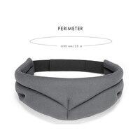 3D ультра-Мягкая повязка на глаза ночь Спящая Eye Mask Путешествия Отдых помощь вслепую патчи для глаз ночного сна маски повязки