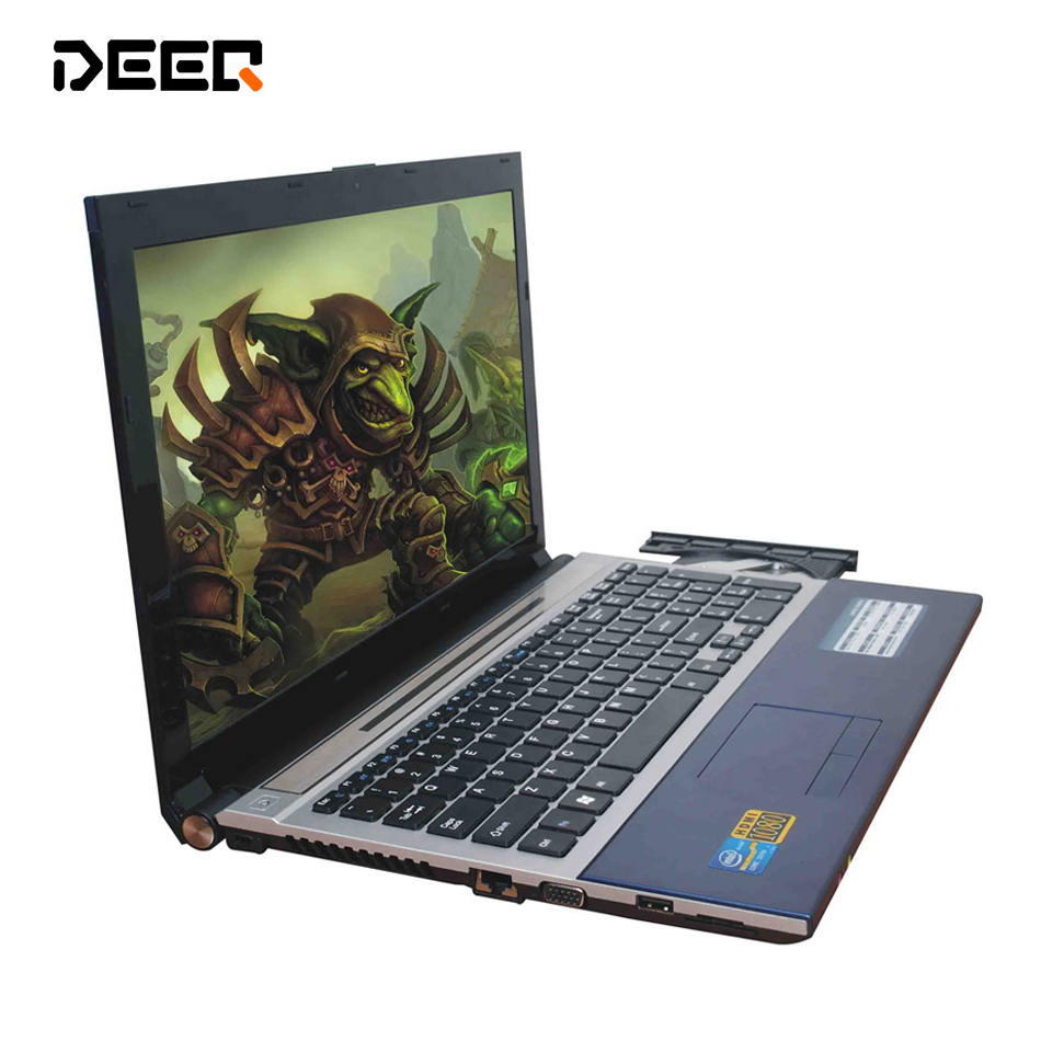 15.6 Inch Fast Surfing Windows7 Notebook Computer 8GB+128GB SSD In-tel I7 3517U 1.9Ghz Quad Core WIFI Webcam DVD,send Mouse