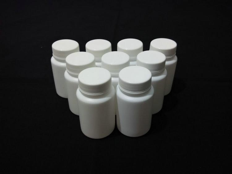 15ml 20ml 30ml 40ml 50ml 60ml,80ml,100ml White plastic bottles with screw cap. Liquid,solid,liquid sample vials цена
