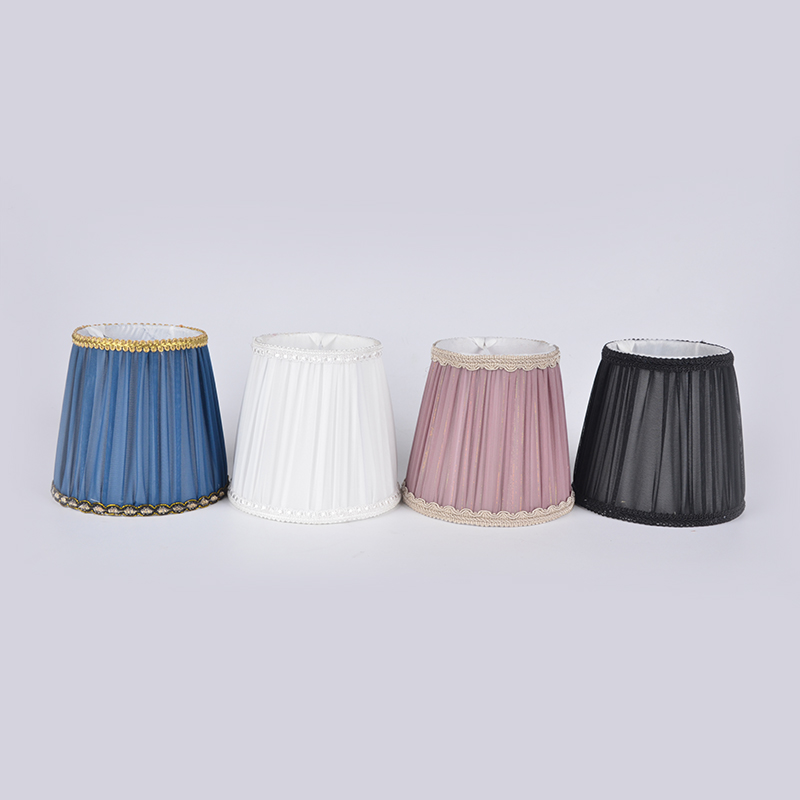 Laingderful Cloth Lampshade Chandelier Light Shade Lamp Shades For Table Lamps Modern Concise Lampshades Accessories In Covers From Lights