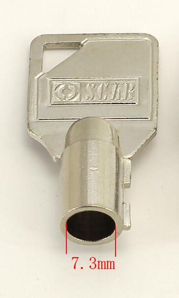 7,0 7,3 7,5 mm 7,8 Rurowa maszyna do cięcia kluczy Ślusarz - Narzędzia ręczne - Zdjęcie 5
