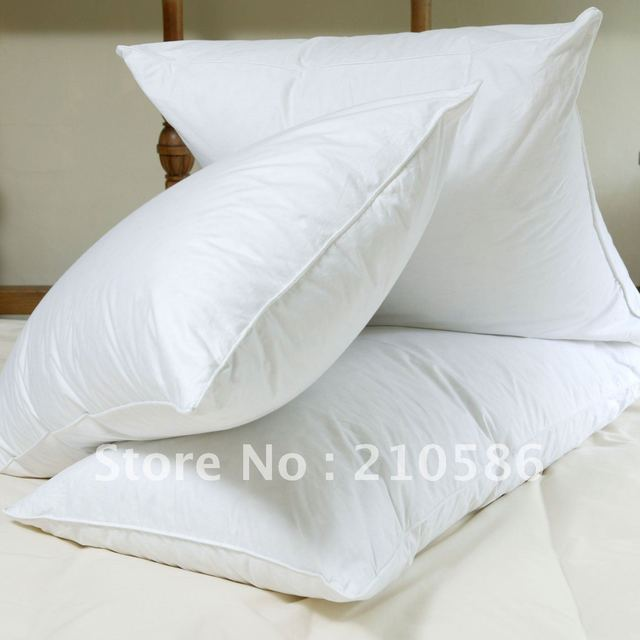 1.2D microfiber pillow, synthetic pillow, felling like duck down
