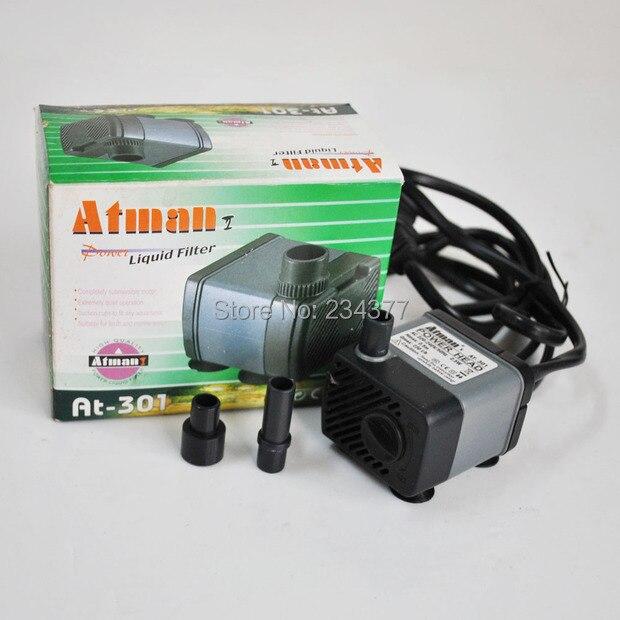 Atman mini nano Submersible Water Pump Aquarium AT301 302
