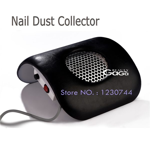 BNG Beauty Nail Dust Collector 110V & 220V Black Color Vacuum ...
