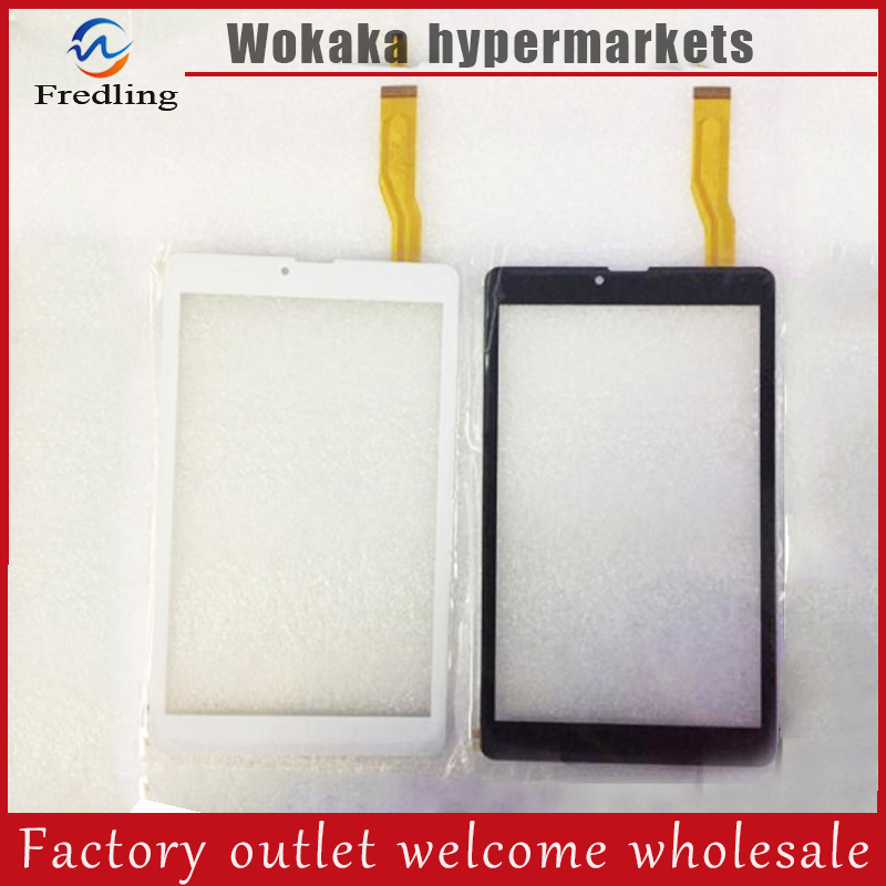 New Touch Screen Digitizer Glass Touch Panel Sensor Replacement Parts For 8 IRBIS TZ881 Tablet Free Shipping