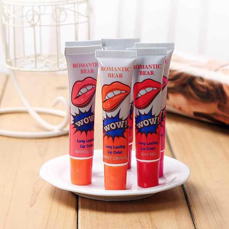 DIY жидкая губная помада Maquiagem Batom Rouge A Levre набор матовых губных помад долговечная Очищающая Маска Набор теней для губ тату водостойкая