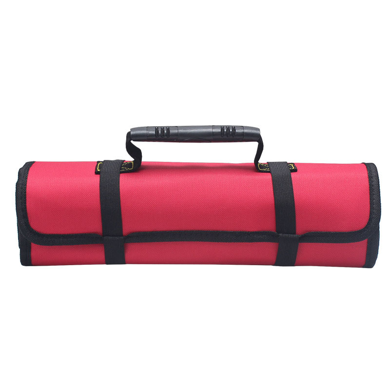 45aeff028ecd Rolling bags canvas Oxford cloth woodworking tools waterproof work bags  belt tools electrical for electricians tool backpack-in Tool Cases from Tools  on ...