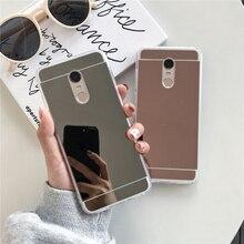 Зеркало TPU силиконовый чехол для XiaoMi RedMi 5 Plus 4A 5A 6A 4X обратите внимание на возраст 3, 4, 6, Pro 7 8 S2 Mi 5X A1 6X A2 Lite 9 Т-образной крышкой мягкий чехол для мобильного телефона чехол s