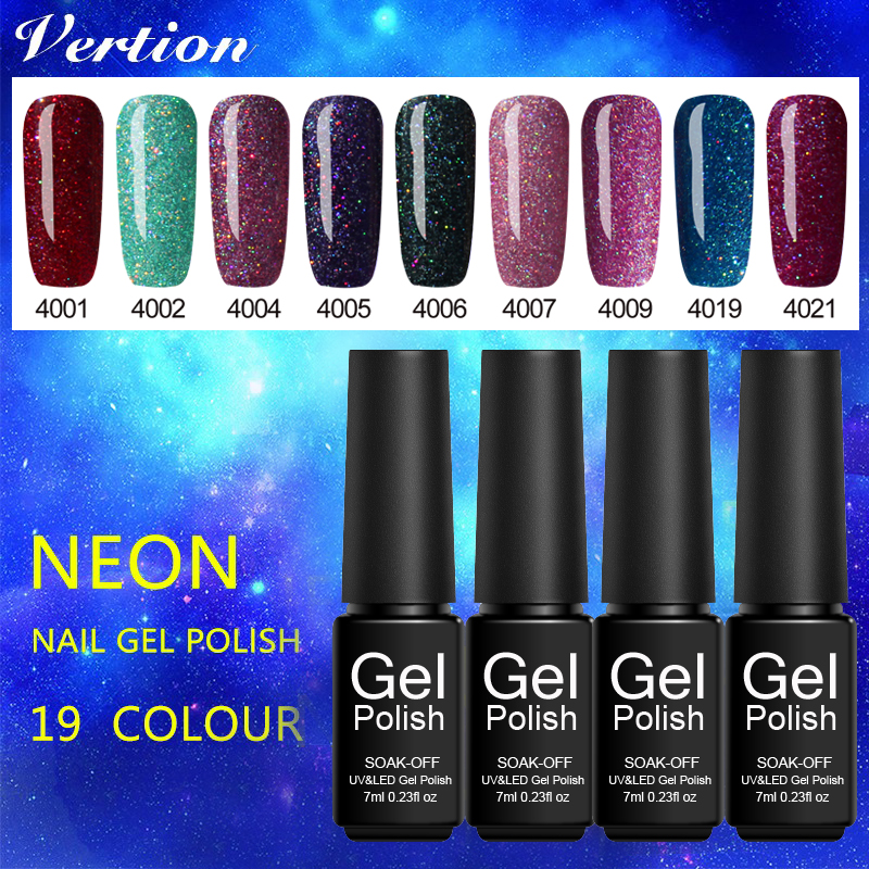 Why Does Neon Nail Polish Chip: Verntion Everything For Manicure Glitter Nail Polish Semi