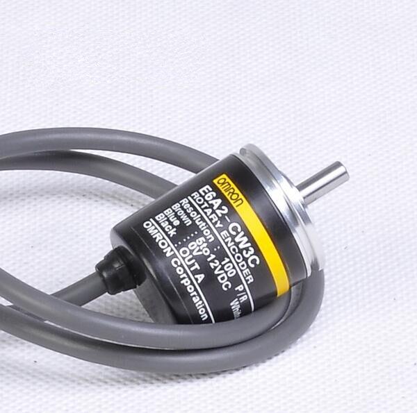 Codeur rotatif optique graduel | Commutateur rotatif, 10P/R à 1000P/R