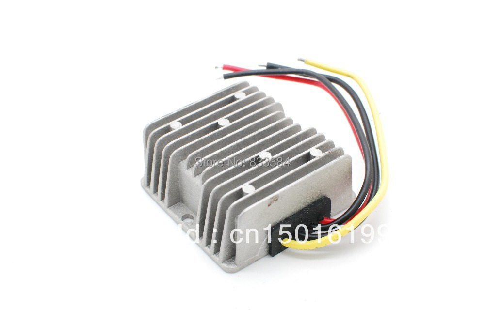 DC DC Converter 36v to 12v 5Amax 60Wmax For cars non-isolated dc dc converter 12v to 24v 5amax 120w for cars non isolated