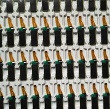 Módulo de exibição oled 128*32 pixels branco 8pin ssd1306 chip 4 fios spi interface plug-in mi12832do para dna 60 75 200 250 166