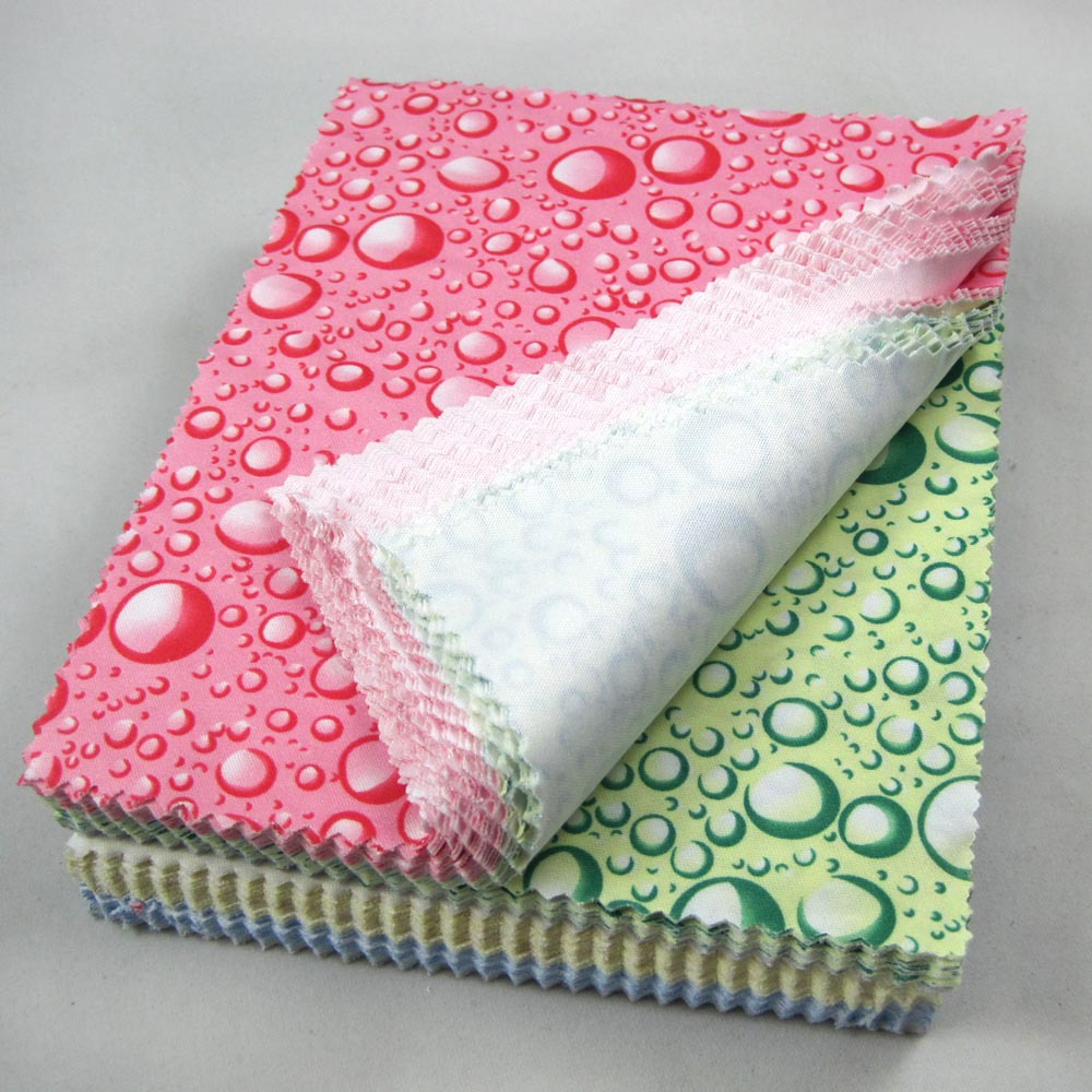Microfiber Cleaning Cloth Pattern: Water Pattern Lens Cloth 10PCS/LOT Cleaning Clohts 175