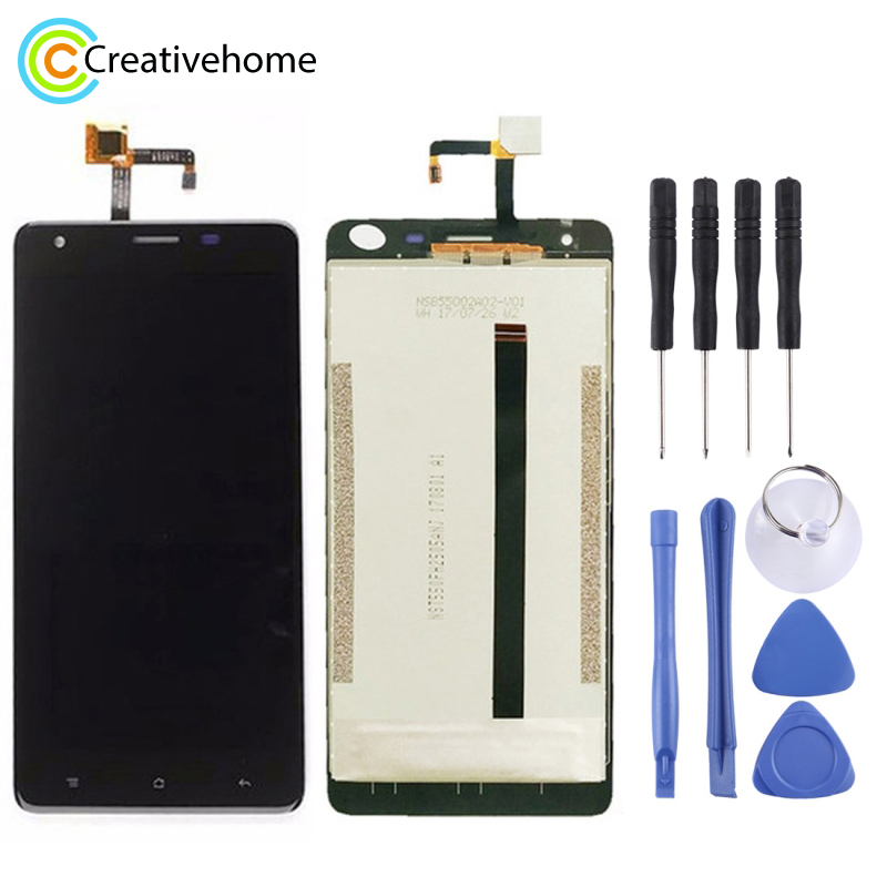 High Quality LCD Screen and Digitizer Full Assembly Lcd Replacement Glass For Oukitel K6000 Pro High Quality LCD Screen and Digitizer Full Assembly Lcd Replacement Glass For Oukitel K6000 Pro