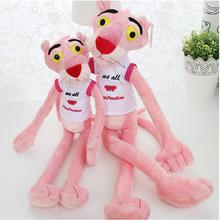 1pcs 5# 160cm kawaii NICI stuffed PANTHER doll plush toys best gifts for girls factory wholesale free shipping
