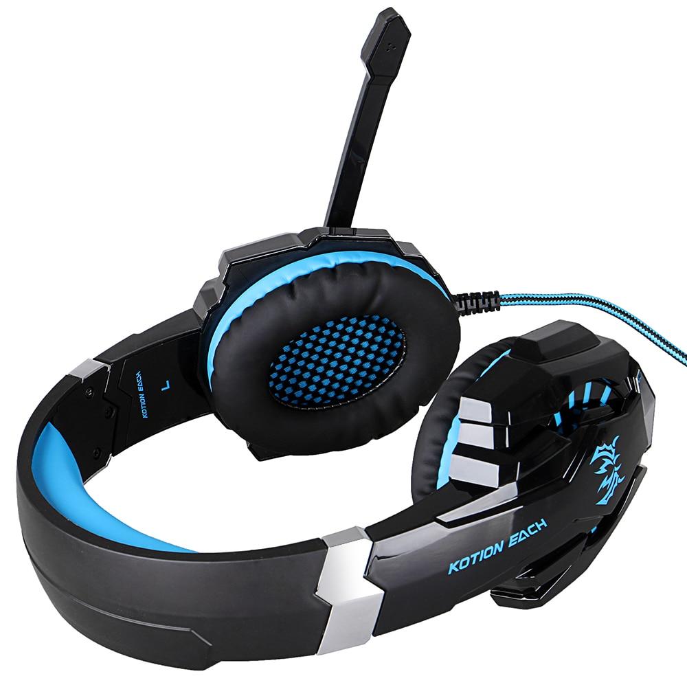 Headset Luminous Earphone 17