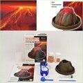 1 pcs erupções vulcânicas diy kit de química experimento físico experimento científico