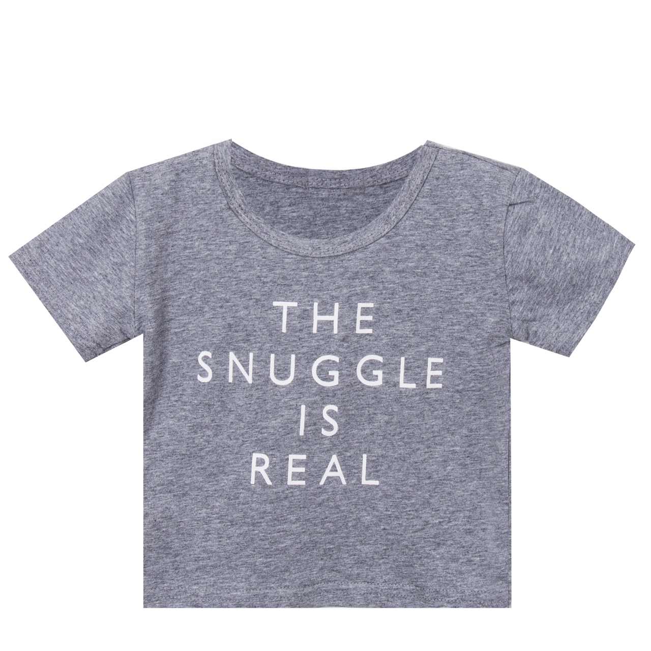 Newborn Kid Summer Clothes The Snuggle Is Real Baby Boys