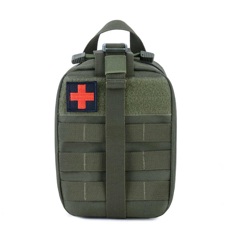 2pcs Tactical EMT Pouch Medic EMS Paramedic Molle Utility First Aid Pouch