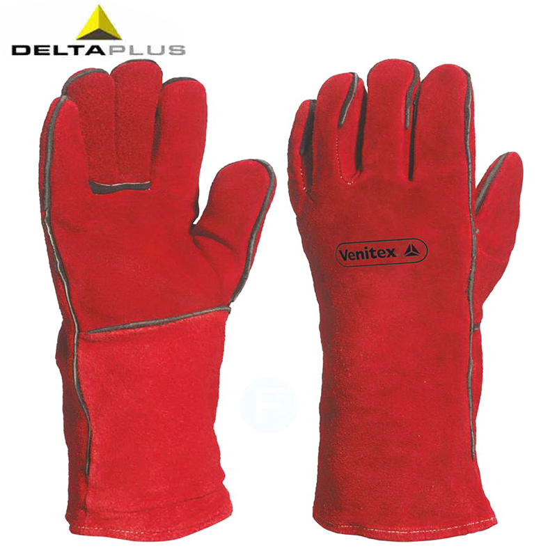 Free Shipping Delta Plus Venitex Kevlar Sewn Leather ...