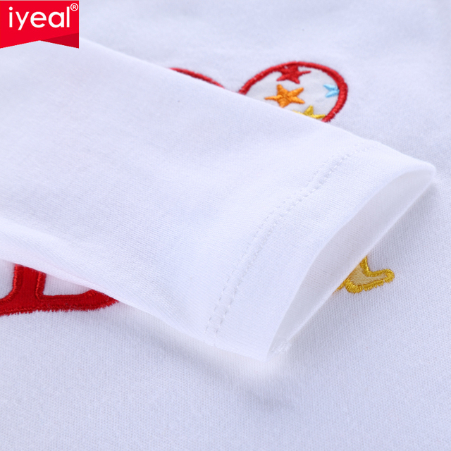 Newborn Baby Clothing Long Sleeve Cotton Embroider