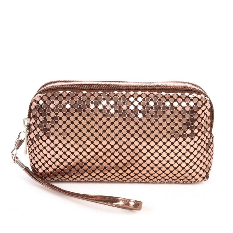 2019 Frauen Comestic Make-up Tasche Marke Pailletten Luxus Kosmetische Make-up Taschen Organizer Handtasche Glitter Bling Pailletten Frauen Kupplung