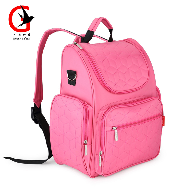 ФОТО Large capacity Fashion shoulder bag Baby Diaper Bags Baby Nappy Bags Mummy Maternity Bag Shoulder Backpack  YXL-10059