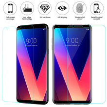 9H Tempered Glass Screen Protector For LG V30 G5 Nexus 4 5 6 X Stylex X-SCREEN X CAM L90 Dual D410 Flex Flex 2 Protective Film(China)