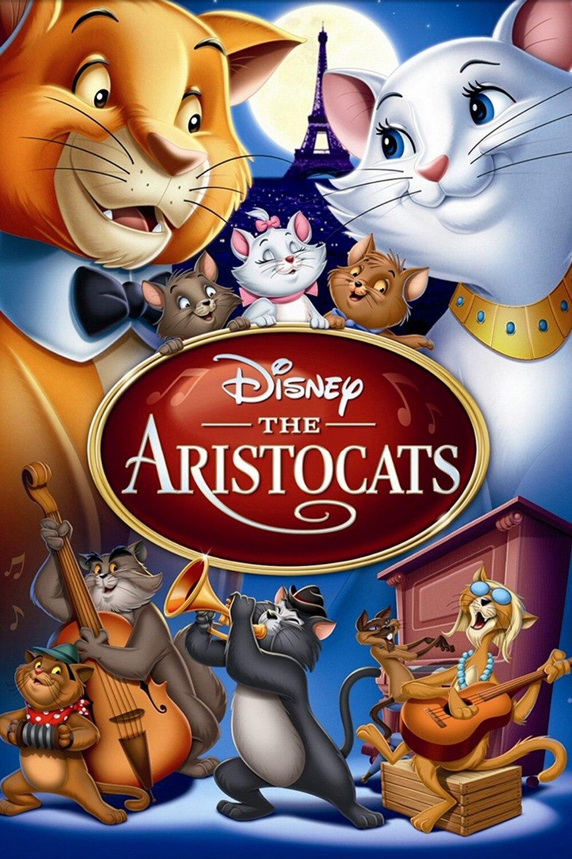 Bildergebnis für aristocats poster