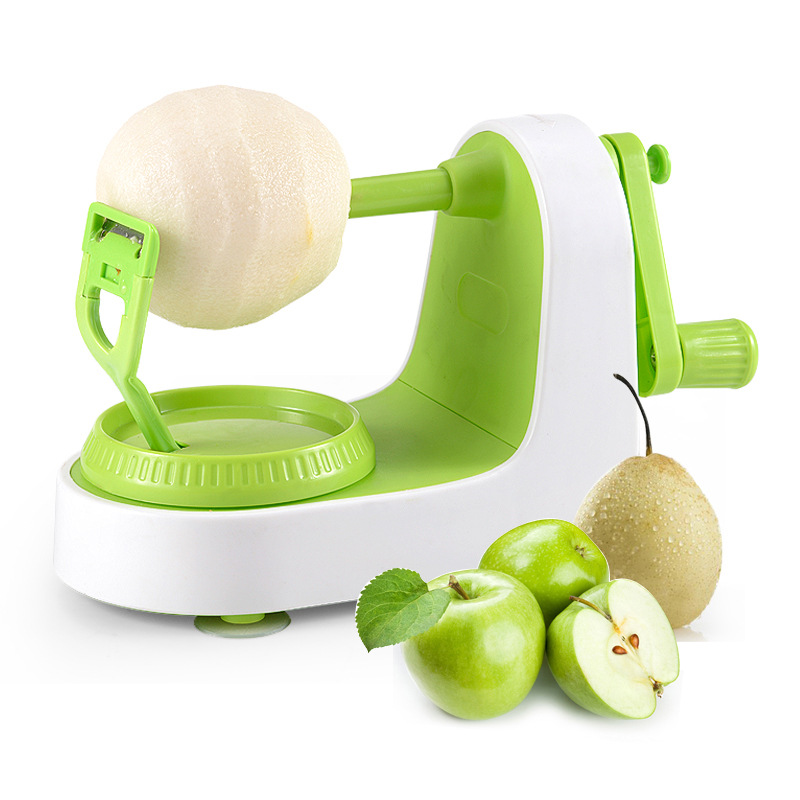 Hand Cranked Apple Peeler Multi Function Home Kitchen Stainless Steel Cut Fruit Beater Creative Fruit And Vegetable Tools