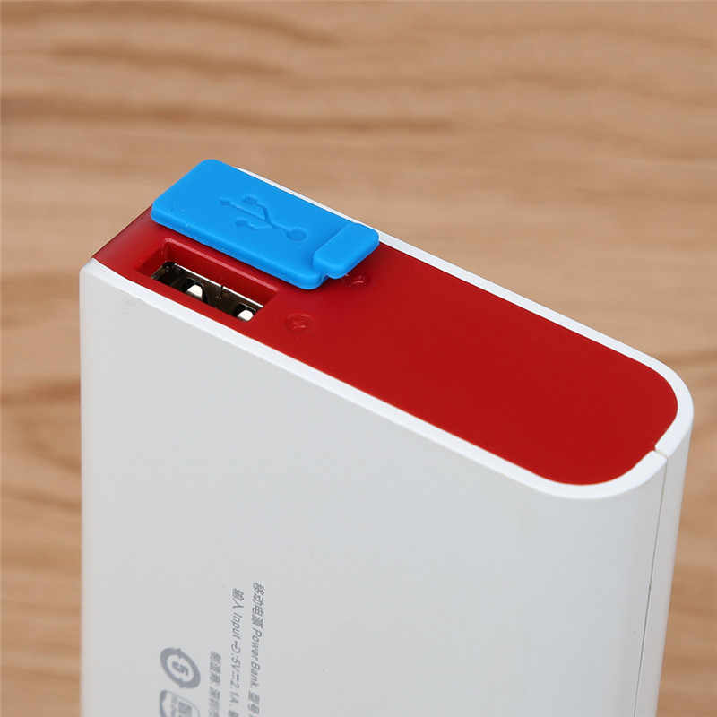 Abay 1 Buah USB Standar Debu Plug Port Charger Cover Jack Interface Tahan Debu Pencegahan untuk Tablet PC Notebook Powerbank