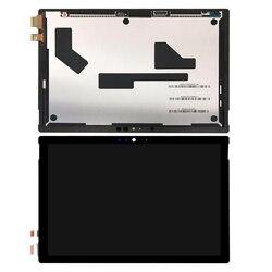 Para Microsoft Surface Pro 5 pantalla táctil del digitizador LCD Asamblea reemplazo