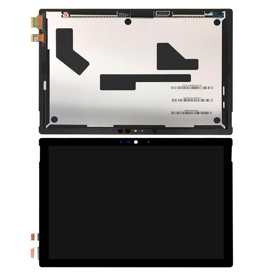 Pour Microsoft Surface Pro 5 Digitizer Écran Tactile Lcd Assemblée D'affichage de Remplacement