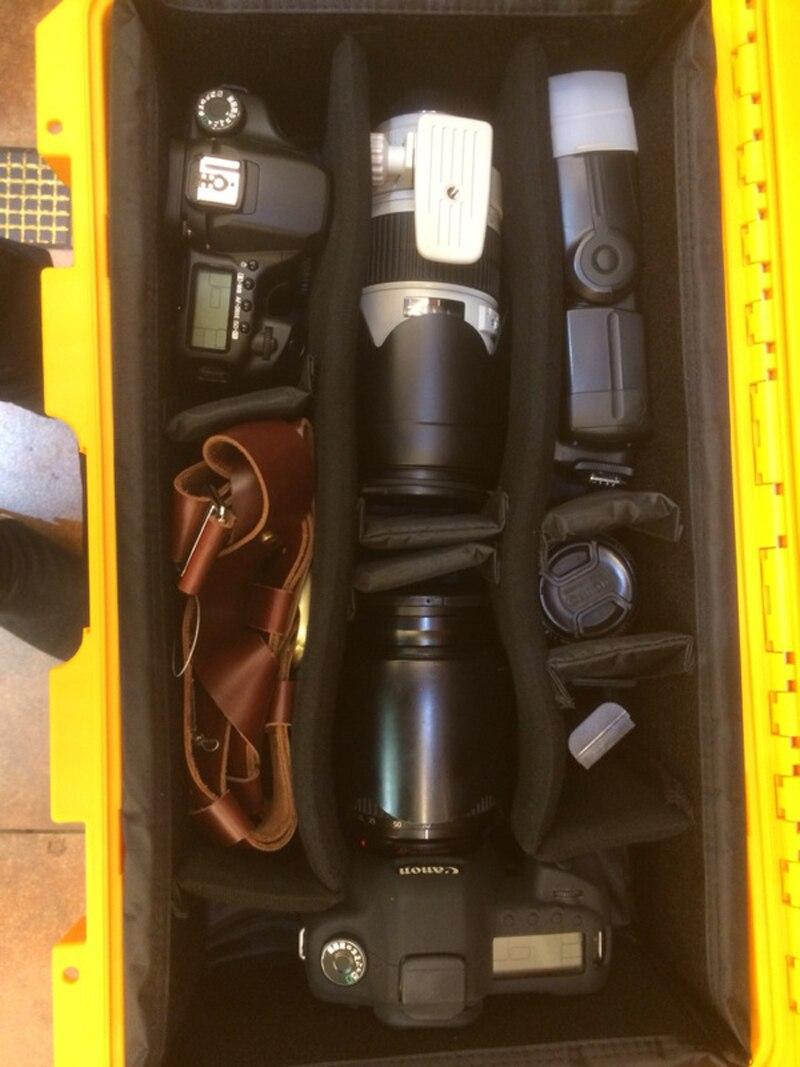 kufr na nářadí nástroj odolný proti nárazu ochranné pouzdro - Příslušenství pro ukládání nástrojů - Fotografie 6