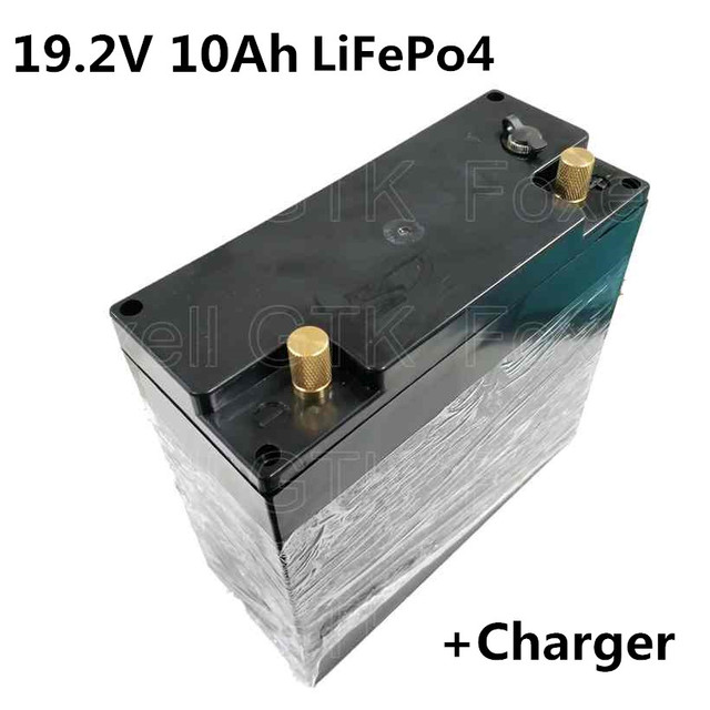 19 2v 10ah 26650 Lifepo4 Lithium 6s Battery Pack For Electric Bicycle Scooter Outdoor Solar Light Electronic Instruments