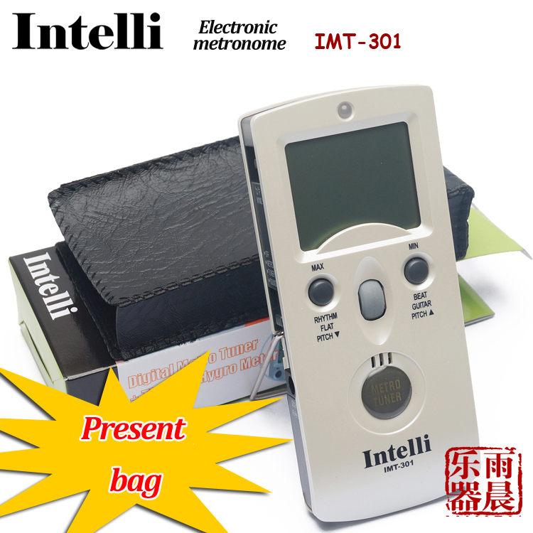 Korea Intelli IMT - 301 Electronic Metronome/saxophone /piano  Wind Music Use