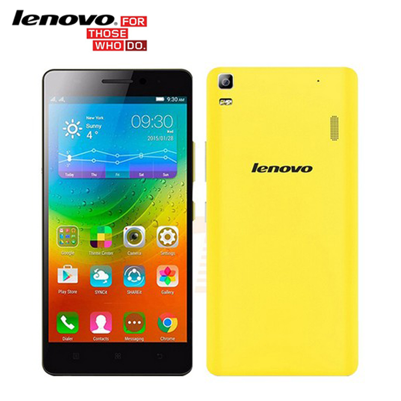 Original Lenovo K3 Note K50-T5 Android Mobile Phone MTK6752 Octa Core 4G FDD LTE 5.5