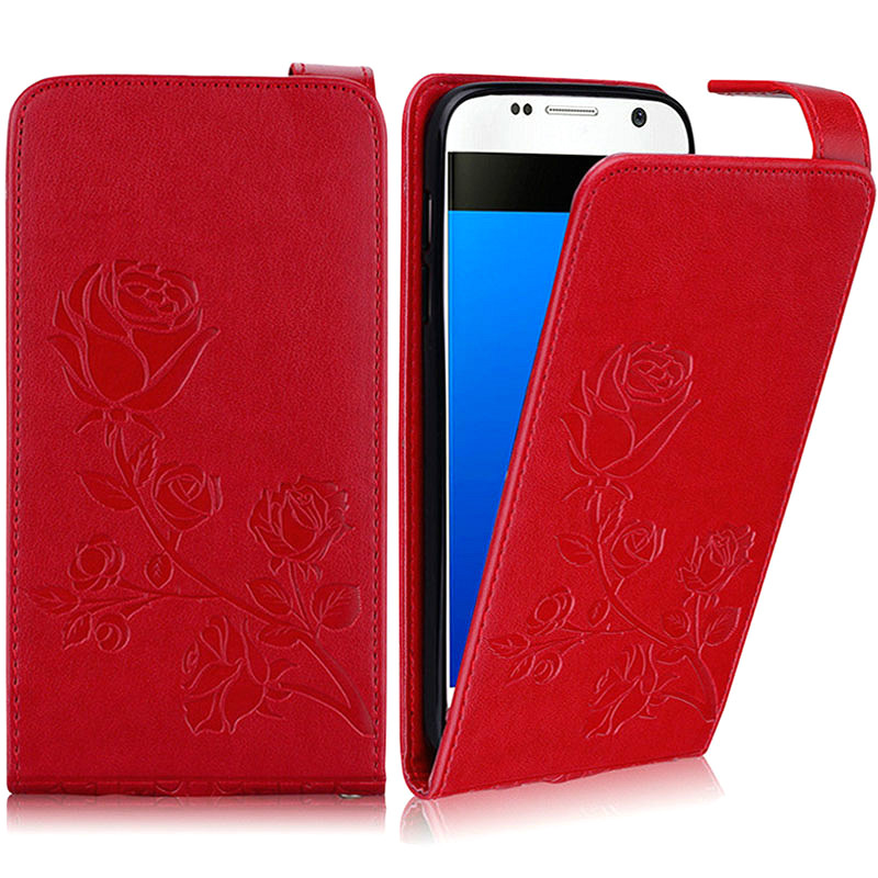 For Samsung Galaxy S6 S7 Edge S5 J2 Grand Prime Leather Case For Samsung Galaxy S3 S4 Mini A5 A3 2016 J1 J3 6 J7 J5 S8 Flip Case