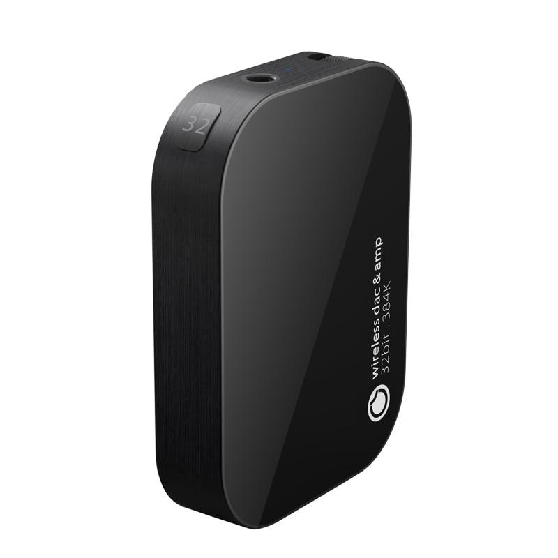 GGMM A2 Mini Bluetooth Casque Amplificateur Sans Fil Portable HiFi Numérique Audio Amp 32bit/384 khz Professionnel Audio Amplificateurs