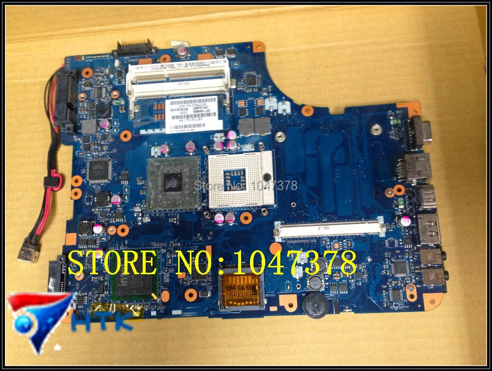 Wholesale K000086430 laptop motherboard For Toshiba L500 LA-4982P 100% Work Perfect  wholesale v000225020 laptop motherboard for toshiba c650 c655 100