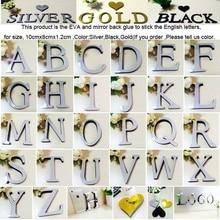Alphabet Decals