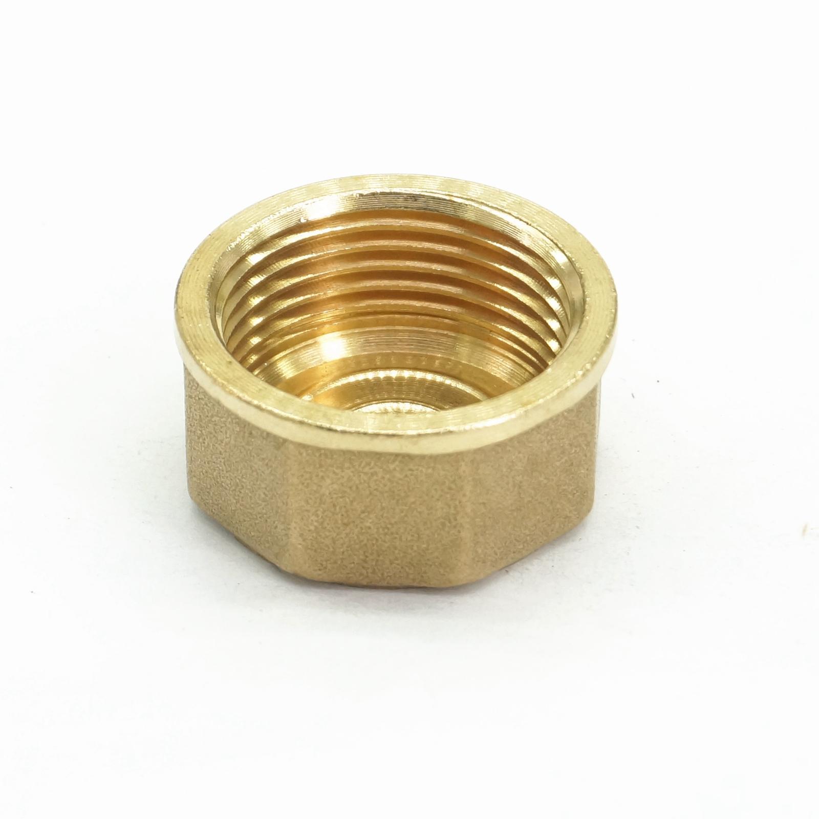 3/4 bspp Innengewinde Messing Rohr Versenkt Stecker Hex Kopf Sockel Rohr Armaturen End Kappe Hohe Belastbarkeit Rohrverbindungsstücke