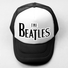 The BEATLES Rock Band Baseball Cap Men Women Girl Boy Snapback Hat Hip Hop Cap Cool Mesh Trucker Caps Coal Chamber Rock Band