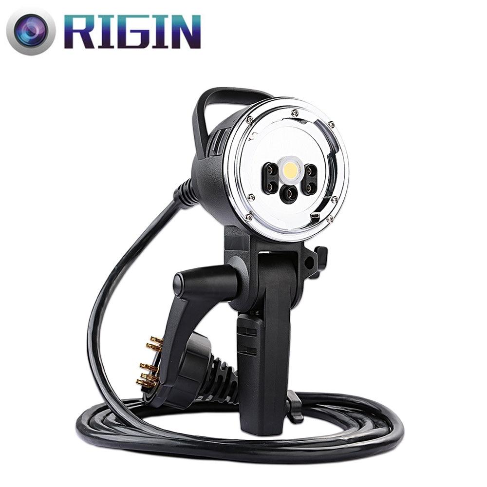 Godox H600 AD-H600 600WS Portable Off-Camera Light Lamp Flash Head For Godox AD600/AD600M Wireless Strobe Flash (Godox Mount)