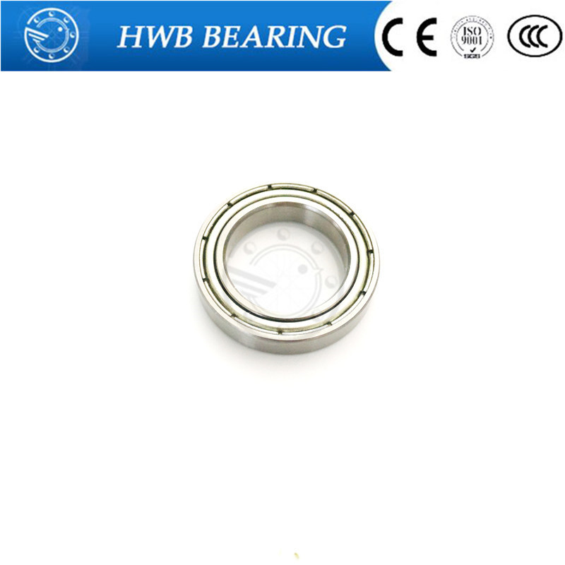 2pc Thin-walled Deep Groove Ball Bearings S16003ZZ stainless steel 17*35*8mm gcr15 6326 zz or 6326 2rs 130x280x58mm high precision deep groove ball bearings abec 1 p0