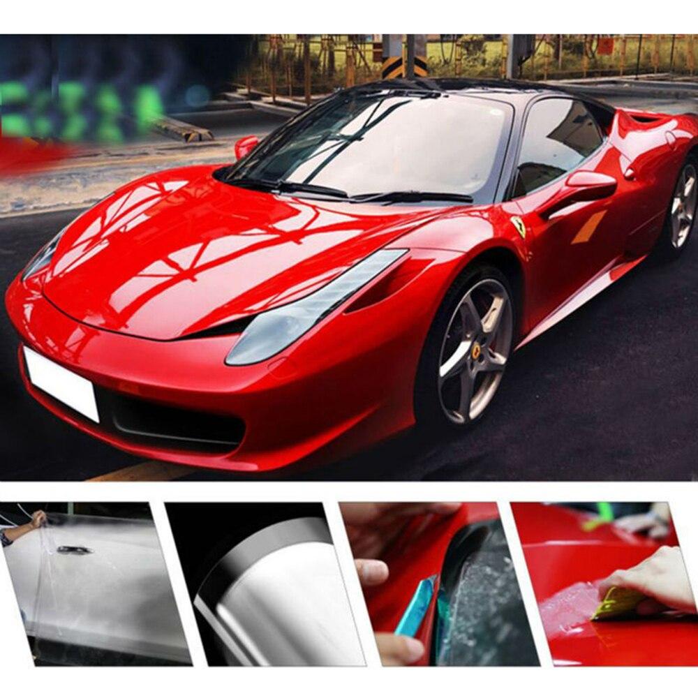 1.52x10m Sunice 3 couches PPF clair voiture Protection vinyle Wrap voiture peinture Protection Film pour voiture moto housse d'ordinateur portable