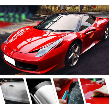 Sunice 1.52x10m PPF Clear Car Body Wrap Car Protective Vinyl Car Paint Protection Film For Car Motorcycle Laptop Cover