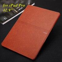 Luxury Brand Original Leather Case For Apple IPad Pro Ultra Thin Slim Book Cover Flip Smart