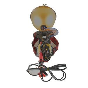 Image 3 - בהיר קמפינג 12V 35W HID פנס 55W דיג מנורת ראש מנורת 75W פנס 100W ציד זרקור ראש אור קסנון פנסים
